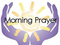 Click to join Morning Prayer via Zoom